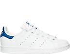 Boys' Grade School adidas Originals Stan Smith Casual Shoes