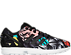Women's adidas ZX Flux Print Casual Shoes