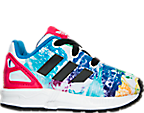 Girls' Toddler adidas ZX Flux Casual Shoes