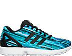 Men's adidas Originals ZX Flux Digi Casual Shoes
