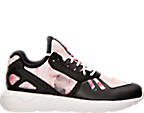 Girls' Grade School adidas Tubular Runner Casual Shoes