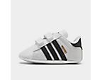 Infant adidas Superstar Crib Shoes