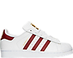 Kids' Grade School adidas Superstar Casual Shoes