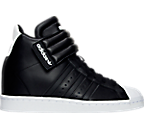 Women's adidas Superstar Up Strap Casual Shoes