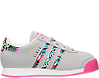 Girls' Preschool adidas Samoa Casual Shoes