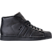 Right view of Men's adidas Originals Pro Model Casual Shoes in BLK