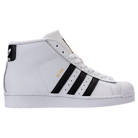 Boys' Grade School adidas Pro Model Casual Shoes