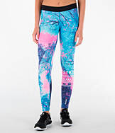 Women's Reebok Tree Print Tights