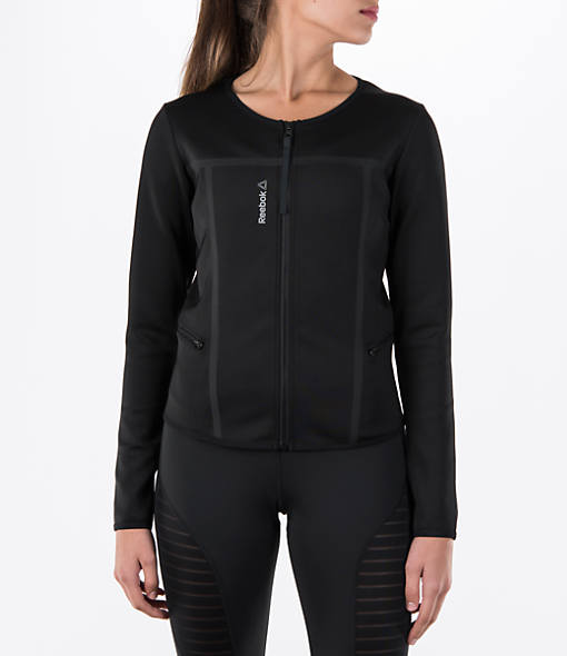Women's Reebok Studio Cardio Track Jacket