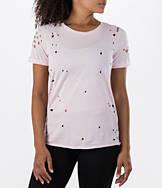 Women's Reebok Dance Distressed T-Shirt