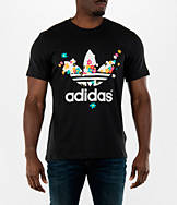 Men's adidas Pharrell Williams Flower Trefoil T-Shirt