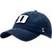 Front view of Zephyr Duke Blue Devils College Scholarship Adjustable Hat in Navy