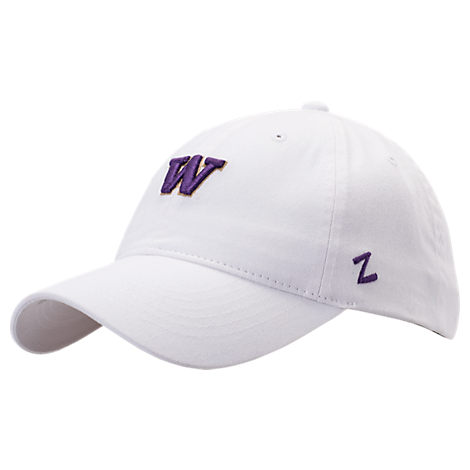 Zephyr Washington Huskies College Scholarship Adjustable Hat