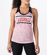 Women's New Era St. Louis Cardinals MLB Space Dye Tank
