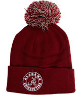 Zephyr Alabama Crimson Tide College XRay Pom Beanie Hat