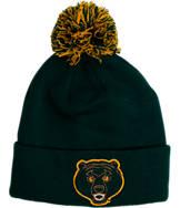 Zephyr Baylor Bears College XRay Pom Beanie Hat