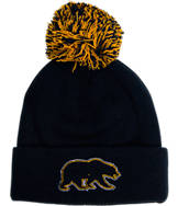 Zephyr Cal State Golden Bears College XRay Pom Beanie Hat