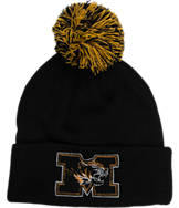 Zephyr Missouri Tigers College XRay Pom Beanie Hat