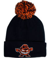Zephyr Syracuse Orange College XRay Pom Beanie Hat