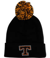 Zephyr Tennessee Volunteers College XRay Pom Beanie Hat