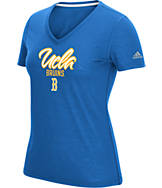 Women's adidas UCLA Bruins College Slant T-Shirt