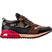 Right view of Men's SNKR Project Rodeo Casual Shoes in Brown/Black/Camo