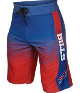 Men's Forever Buffalo Bills NFL Gradient Boardshorts