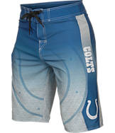 Men's Forever Indianapolis Colts NFL Gradient Boardshorts