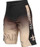 Men's Forever New Orleans Saints NFL Gradient Boardshorts