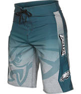 Men's Forever Philadelphia Eagles NFL Gradient Boardshorts