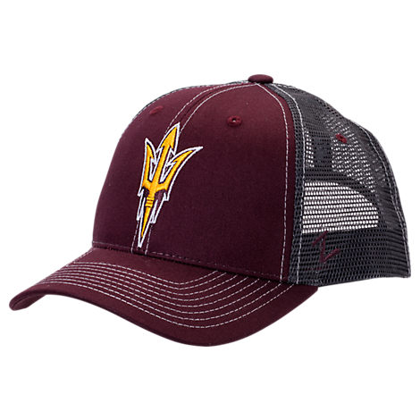 Zephyr Arizona State Sun Devils College Staple Trucker Snapback Hat