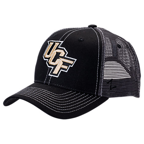 Zephyr Central Florida Knights College Staple Trucker Snapback Hat