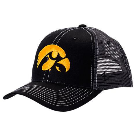 Zephyr Iowa Hawkeyes College Staple Trucker Snapback Hat