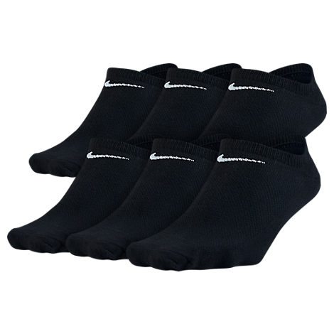 Women's Nike Lightweight No Show Socks 6-Pack
