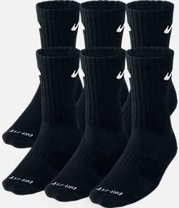 Nike Dri-FIT 6-Pack Crew Socks Product Image