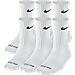 Nike Dri-FIT 6-Pack Crew Socks- Medium Product Image