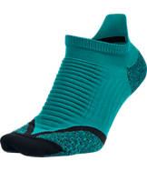 Nike Elite Running Cushion No-Show Tab Socks