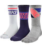 Nike Dri-FIT Fly Rise Crew 3-Pack Socks