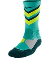Men's Nike Hyper Elite Chase Basketball Crew Socks