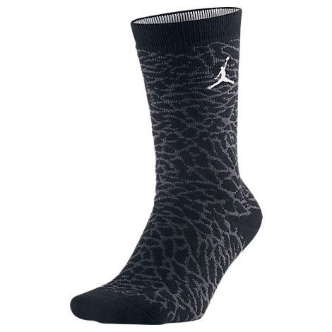 Unisex Air Jordan Retro 3 Crew Socks