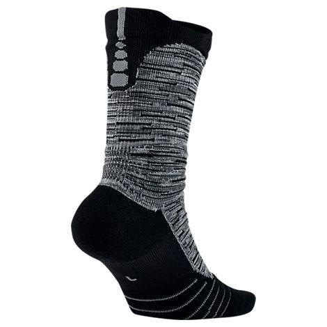 Men's Nike Elite Versatility Basketball Crew Socks