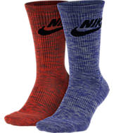 Men's Nike Sportswear Advance Crew Socks - 2 Pack