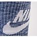 Alternate view of Men's Nike Sportswear Advance Crew Socks - 2 Pack in Blue/White