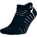 Front view of Men's Jordan Ultimate Flight Ankle Socks in 010