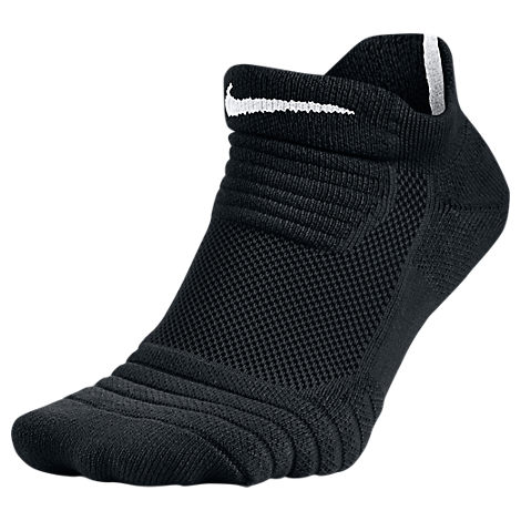 Men's Nike Elite Versatility No-Show Basketball Socks