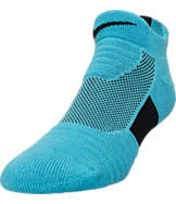 Men's Nike Elite Versatility No-Show Basketball Socks