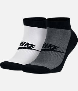 Men's Nike Graphic 2-Pack No-Show Socks Product Image