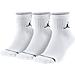 Jordan Jumpman 3-Pack Quarter Socks Product Image