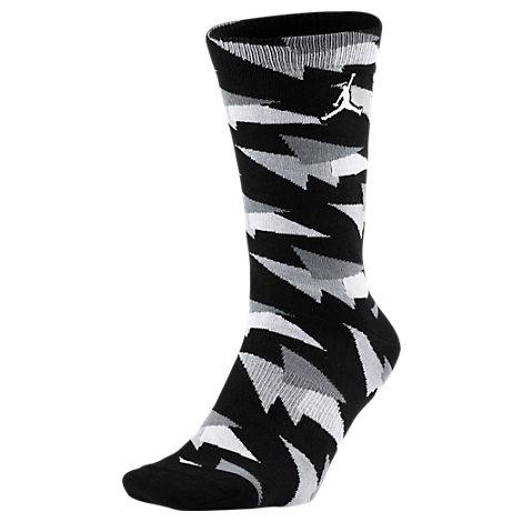 Men's Air Jordan 7 Crew Socks