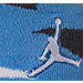 Alternate view of Men's Air Jordan 7 Crew Socks in University Blue